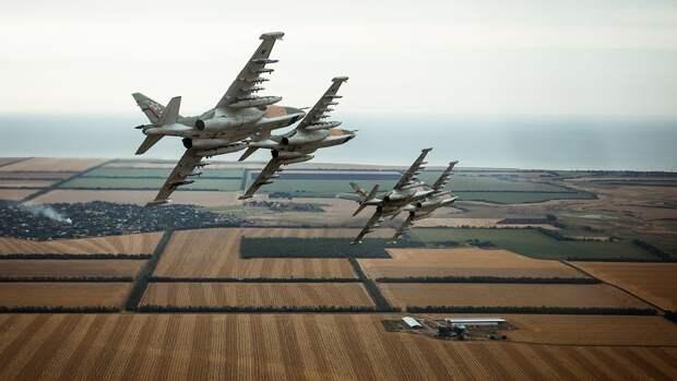 Переброска Су-25 ВКС РФ к Афганистану привлекла внимание аналитиков MW