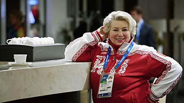 Находящаяся в инвалидном кресле Тарасова рассказала о своем состоянии