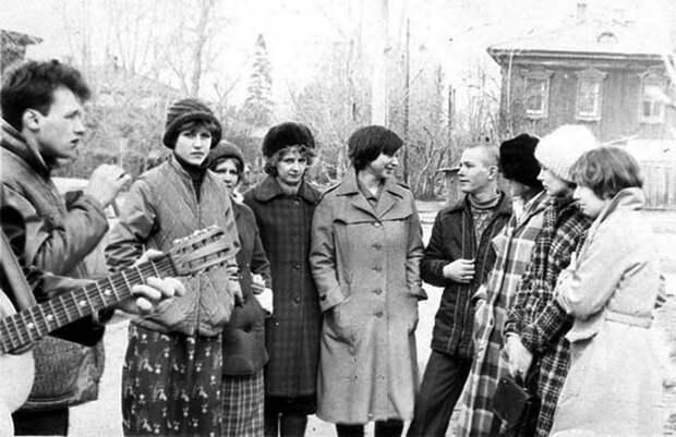 20 ностальгических фото отом, что носила советская молодежь