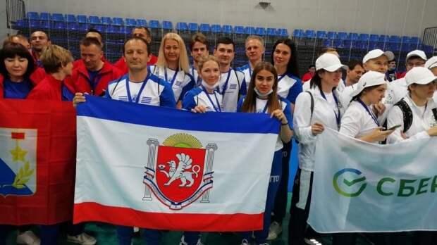 В состав сборной Крыма на соревнованиях Всероссийского фестиваля ГТО вошла наша землячка