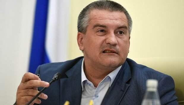 Аксенов оценил реакцию Киева на наводнение в Крыму