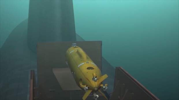 Скоро начнутся испытания третьего носителя ядерных «Посейдонов»