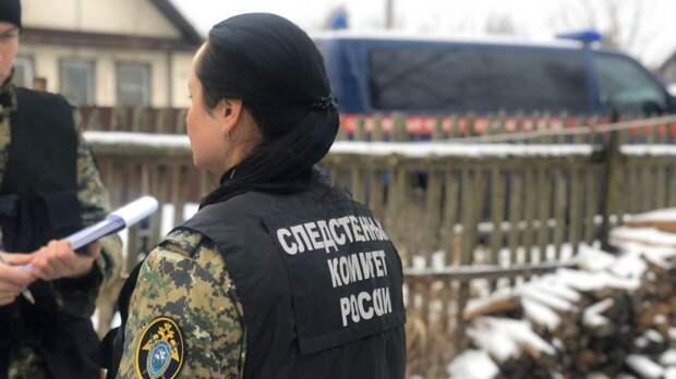 Мужчина зарезал и поджог гостя в Ульяновской области