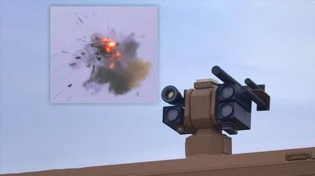 Турция начинает серийное производство боевых лазеров