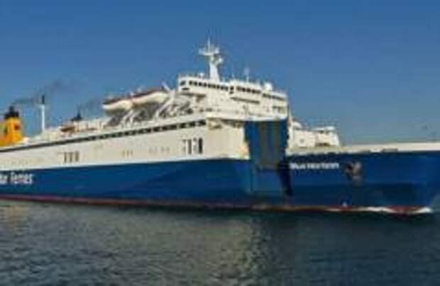 В греческом порту произошел взрыв на пассажирском судне