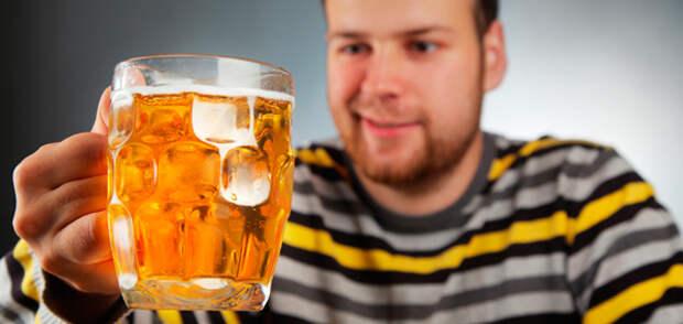 Сердечные приступы у алкоголиков редко случаются