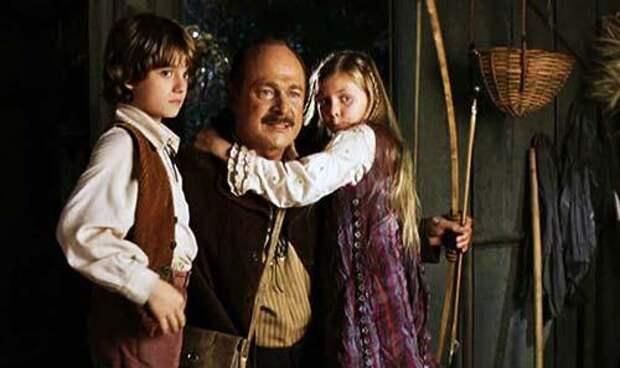 Кадр из фильма «Гензель и Гретель», 2002 год