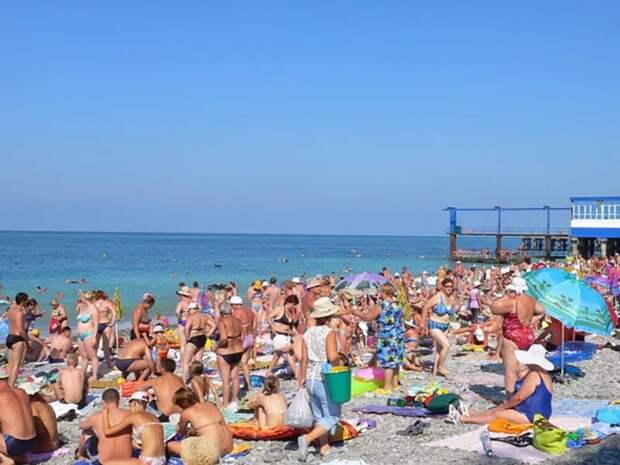 Власти Кубани не рассматривают изменение озвученных накануне условий пребывания на курортах