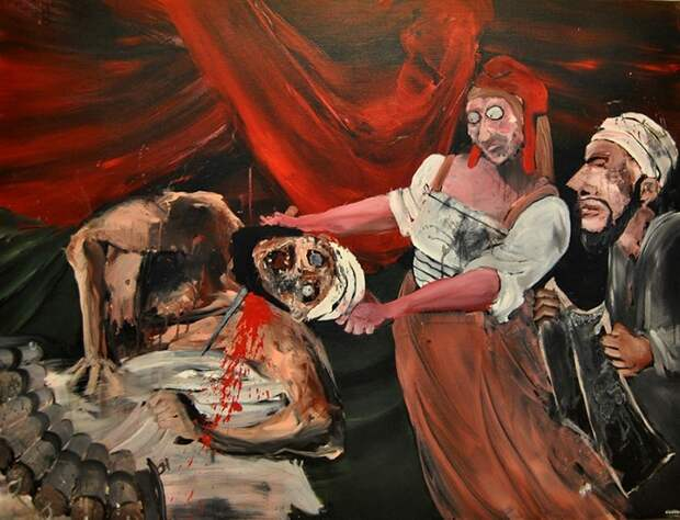 Французский художник. Nicolas Cluzel