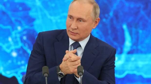 Рупора украинской русофобии лишили Путина