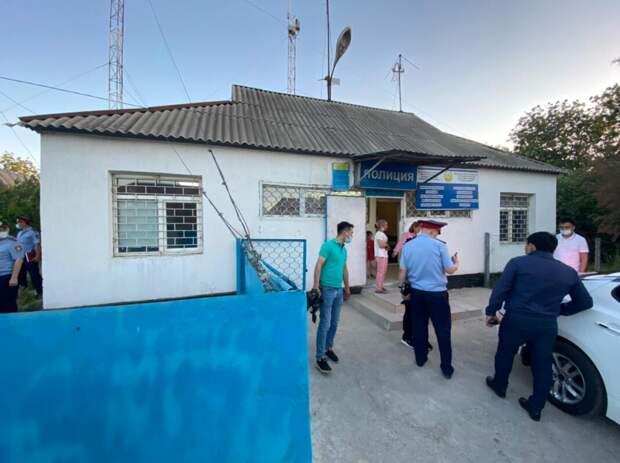 Полиция опровергла похищение 6-летней девочки на дачах Кайнар Булак