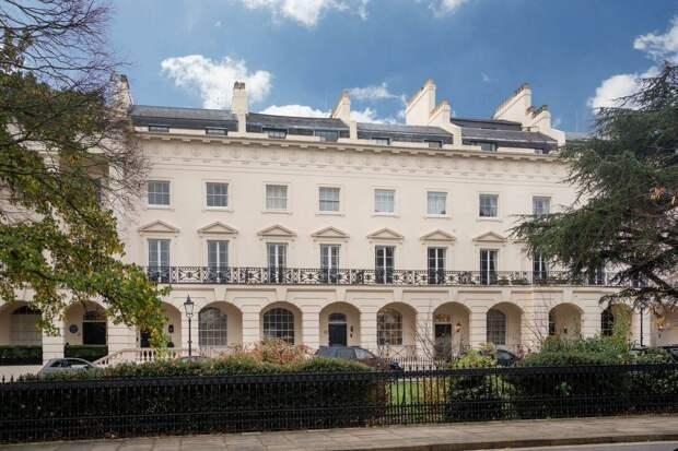 Бывший лондонский дом известного писателя-фантаста Герберта Уэллса продается за 13,95 миллиона фунтов стерлингов