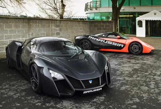 Российские инженеры превратят спорткар «Маруся» в инновационный электромобиль