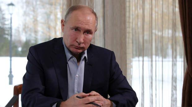 Путин, как сапёр на минном поле: Мы должны подумать о последствиях любого шага