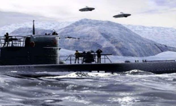 Совместная операция США — России в Антарктиде в 1946/47