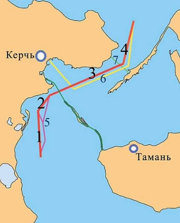 Шведские юристы считают, что Россия имеет полное право топить украинские корабли