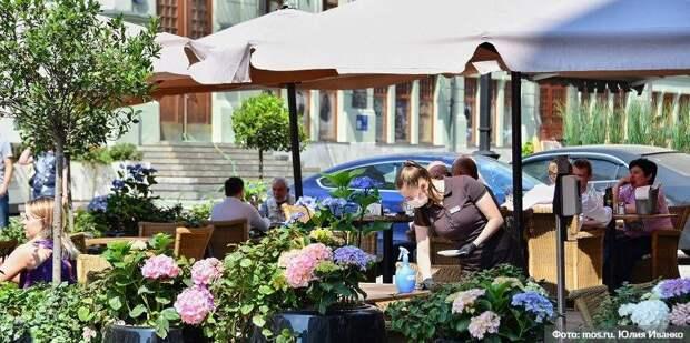 Рестораторы Москвы готовы внедрить систему QR-кодов в дневных заведениях