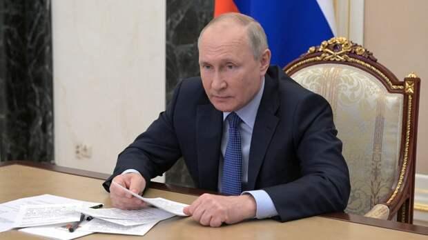 «Статья готовится»: Путин работает над материалом к 80-летию начала Великой Отечественной войны
