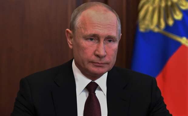 Путин пообещал продление стимулирующих и дополнительных выплат