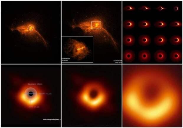 Фото черной дыры и другие научные события года по версии журналов Nature и Science