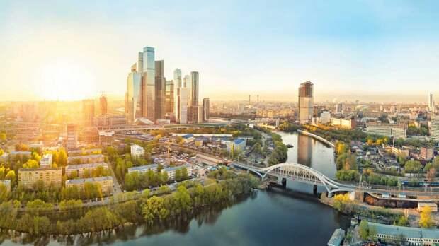 В Москве 10 мая ожидаются тепло и порывистый ветер