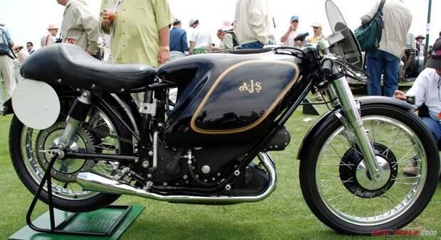 История  мотоцикла Porcupine
