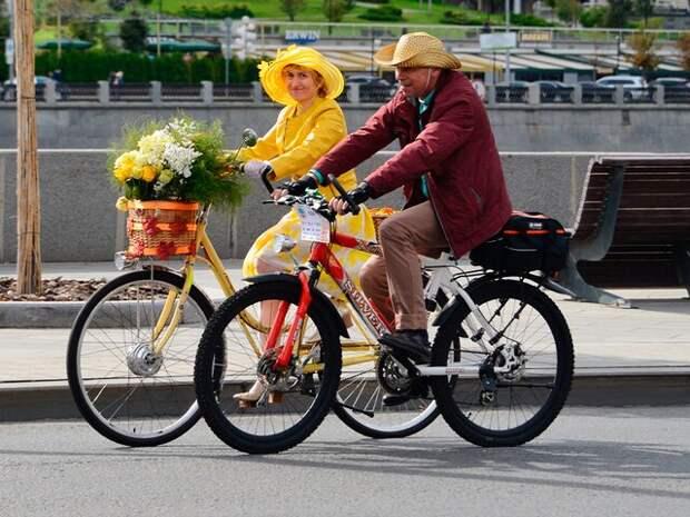 Весенний велофестиваль в Москве переносится из-за эпидситуации