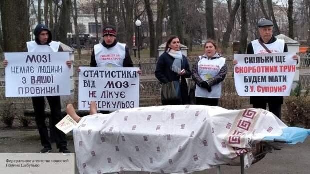 Бывшие заключенные с открытой формой туберкулеза гуляют по Одессе и угрожают жителям