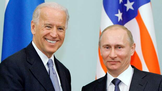 Путин в интервью NBC назвал Байдена карьерным политиком