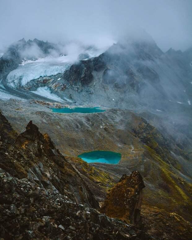 Завораживающие снимки из путешествий Люка Конаржевски