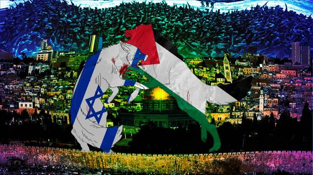 В беспорядках в Иерусалиме и на Западном берегу пострадали десятки человек