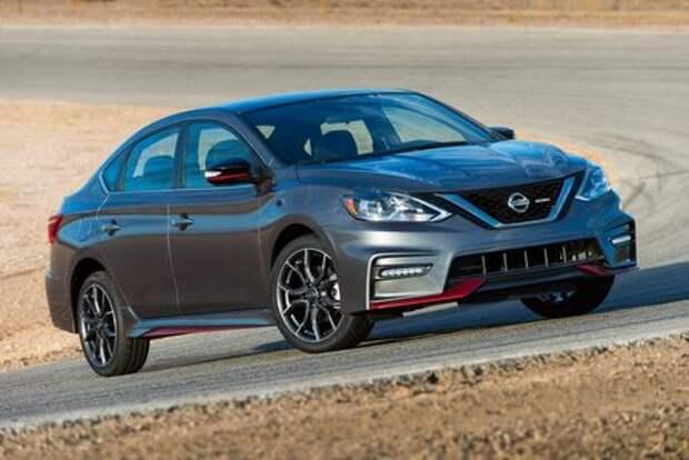 Мечтать не вредно: седан Nissan Sentra Nismo дебютировал в Лос-Анджелесе
