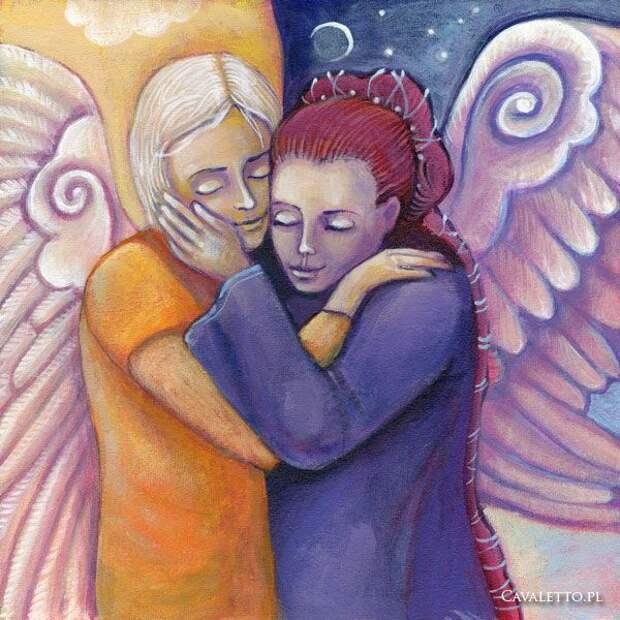 10 знаков, что ваш ангел-хранитель где-то рядом