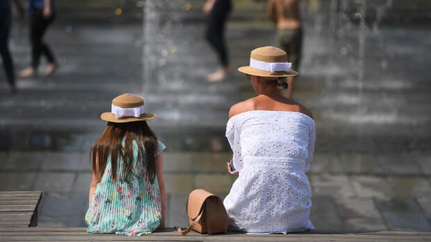 Синоптики ожидают рекордную за 124 года жару в Москве