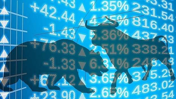 Российский рынок акций продолжает рост