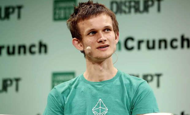 Сооснователь криптовалюты Ethereum Виталик Бутерин пожертвовал Индии $1,5 млрд