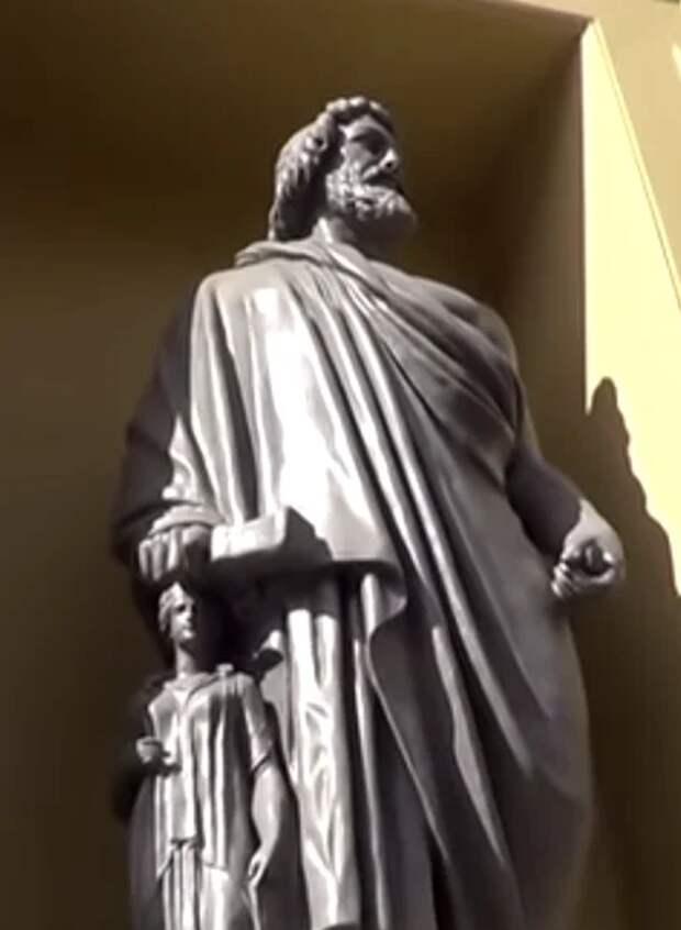 Петербург — это Александрия, столица империи атлантов, что это за город откопал Петр 1?
