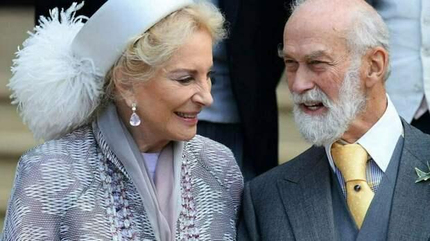 У жены брата королевы Елизаветы II тромбоз после вакцинации AstraZeneca