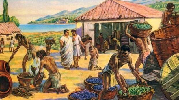 Почему многие жёны в Древнем Риме каждый год сбегали от мужей на три дня