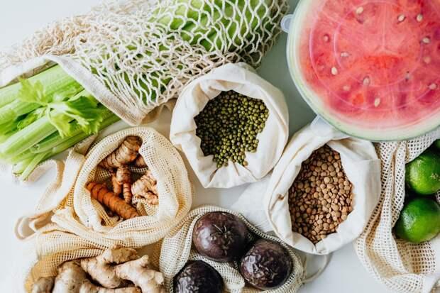 Ученые назвали диету, улучшающую микрофлору кишечника