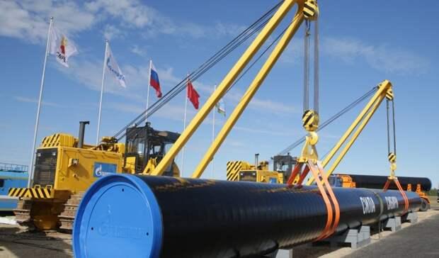 Проект газопровода «Союз Восток» через Монголию утвержден