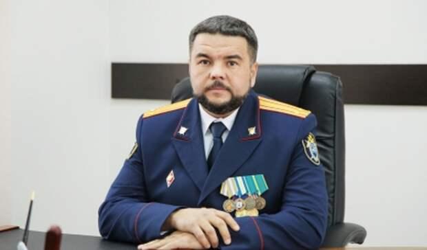 Андрей Зверев назначен заместителем руководителя СК по Оренбургской области