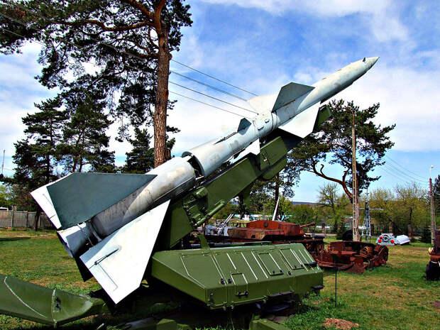 В ракетной части под Ленинградом