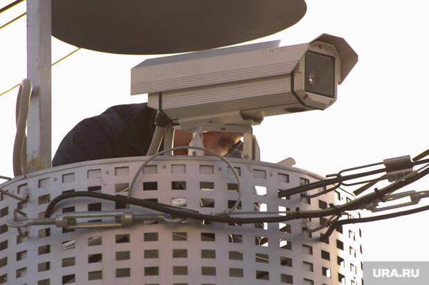 Наулицах Челябинска отключают онлайн-наблюдение