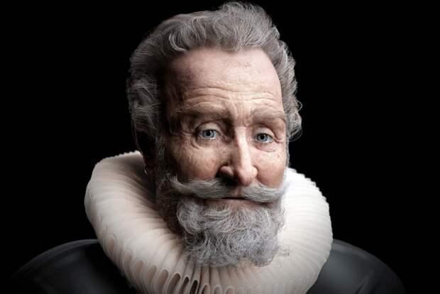 11 примеров того, как на самом деле выглядели исторические личности