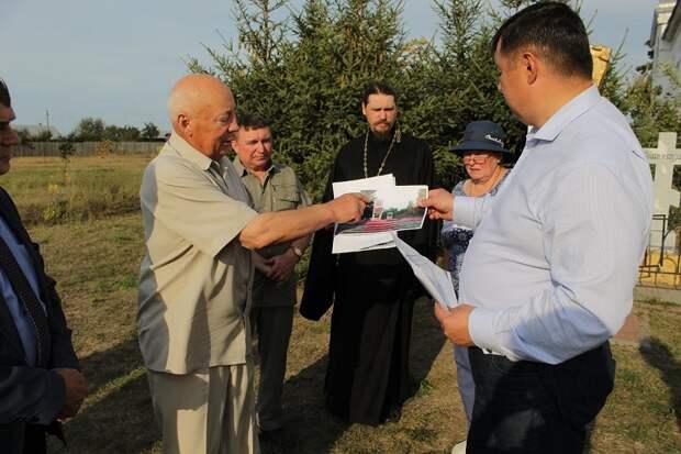 В Бондарском районе откроют новый мемориальный комплекс