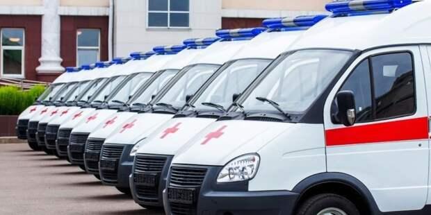 В Рязани в больнице случился пожар