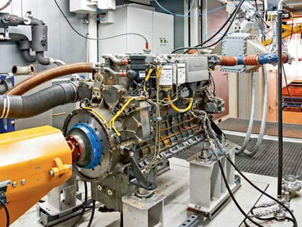 Вторая жизнь: программа восстановления двигателей Liebherr Reman