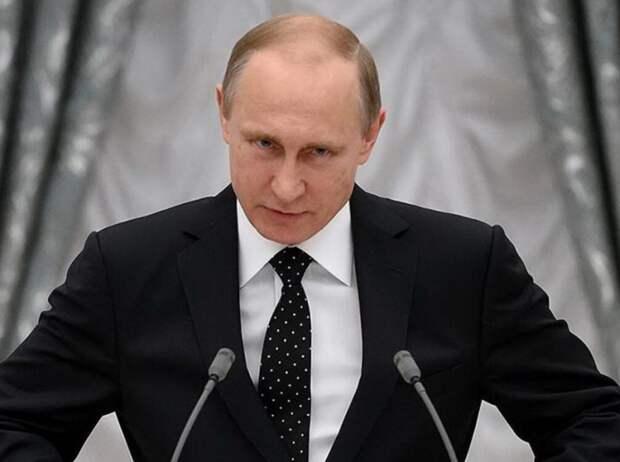 Путин сравнил политику Зеленского с нацистскими замашками