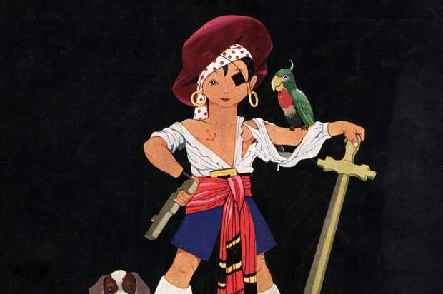 Не просто побрякушка. Пираты нашли серьгам практическое применение